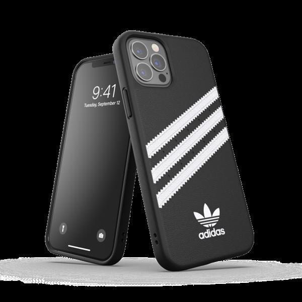 Ốp Adidas iPhone 12 Pro Max  3-STRIPES SNAP (Hàng Chính Hãng)
