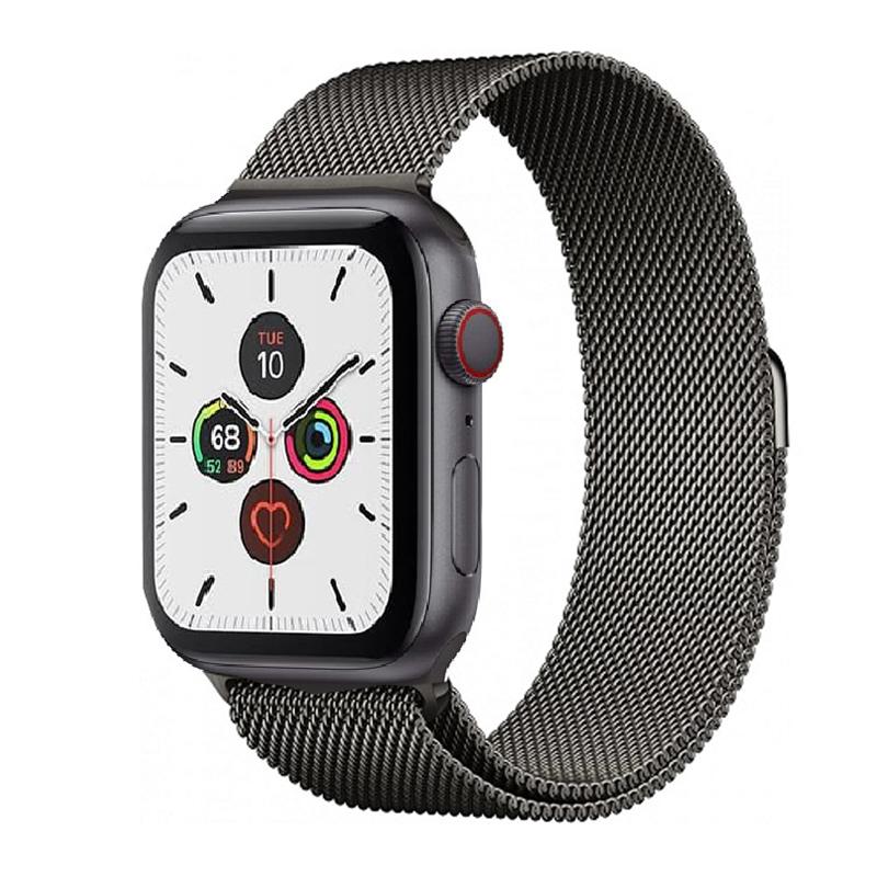Apple Watch Series 5 40mm LTE Aluminum Mới - Máy Trần