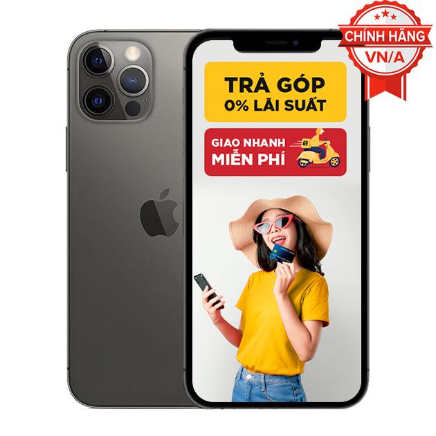 iPhone 12 Pro Max 128GB Chính Hãng VN/A (Máy Trần - Chưa Kích Hoạt)