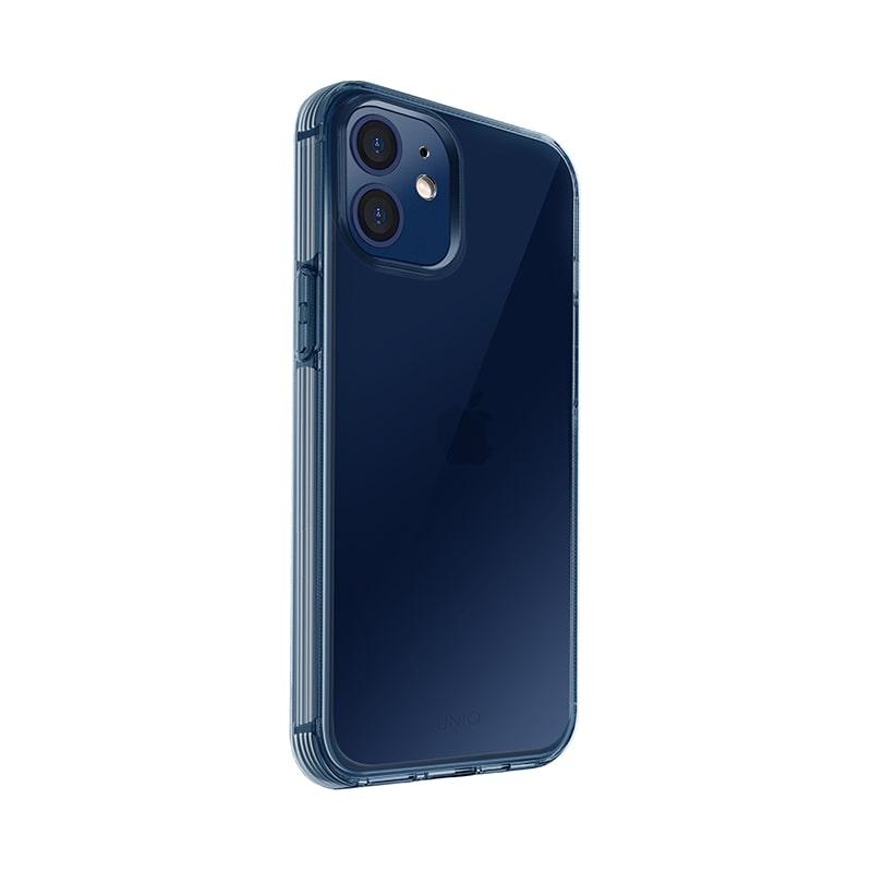 Ốp lưng UNIQ Hybrid Iphone 12/12 Pro Air Fender Antimicrobia