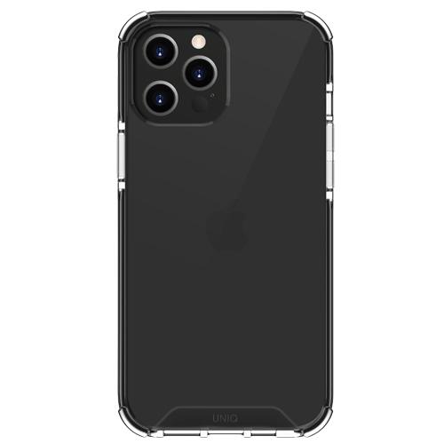 Ốp lưng UNIQ Hybrid Iphone 12/12 Pro Combat Carbon Black