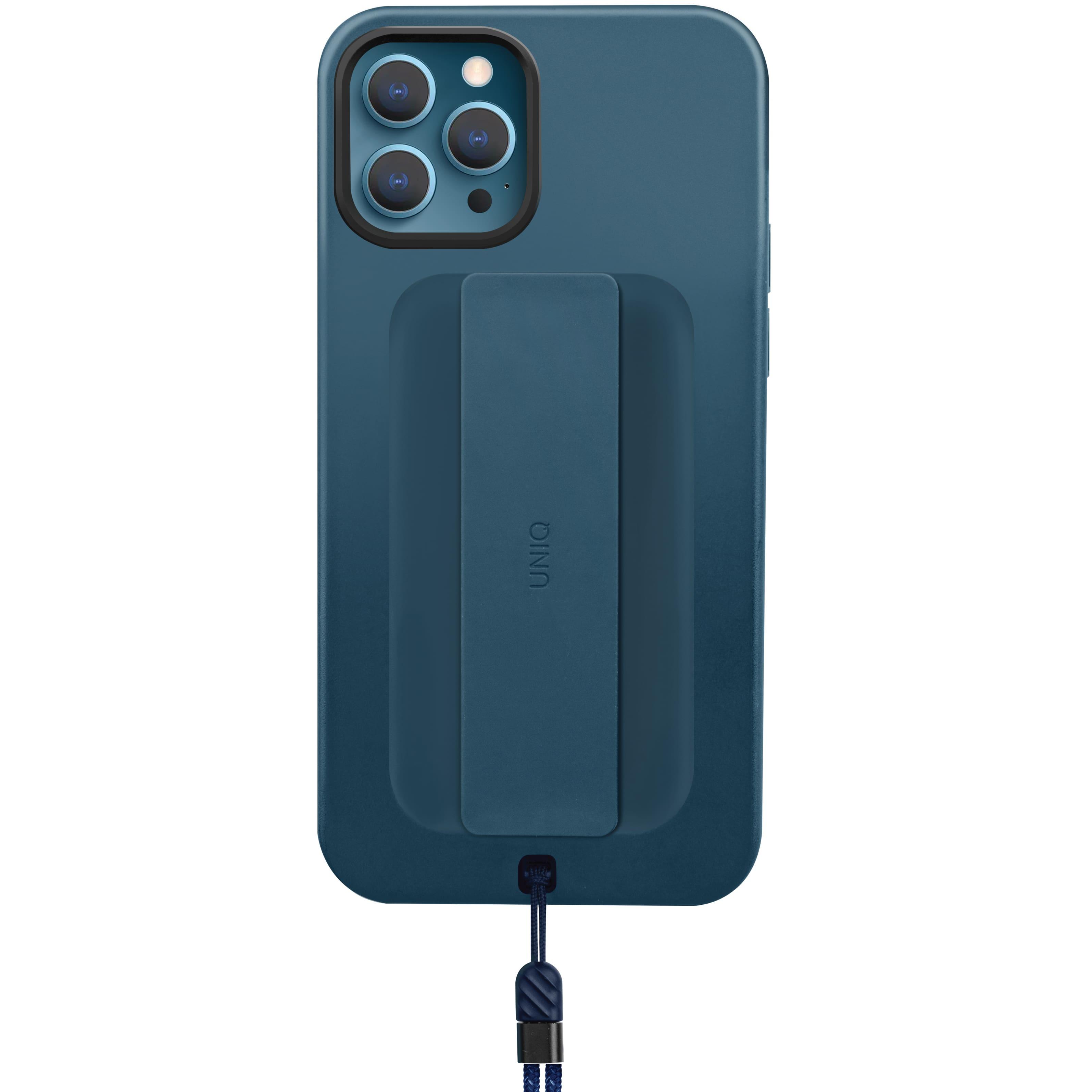Ốp Lưng UNIQ Hybrid Iphone 12 Pro Max Heldro Antimicroblal