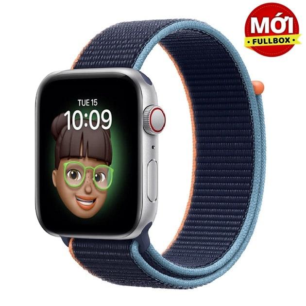 Apple Watch SE 40mm LTE Aluminum Sport Loop