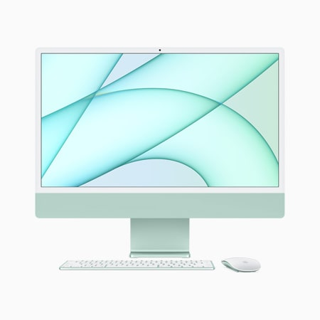 iMac 2021 M1 24 inch Retina 4.5K 8GPU/ 16G/ 256GB Chính Hãng