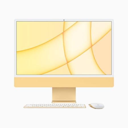 iMac 2021 M1 24 inch Retina 4.5K 8GPU/ 8G/ 512GB Chính Hãng