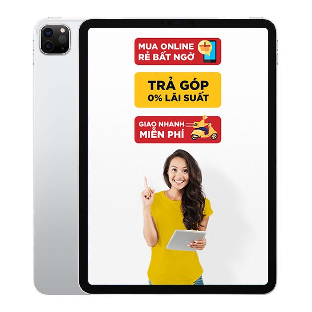 iPad Pro 11 inch 2020 Wifi 128GB Chính Hãng