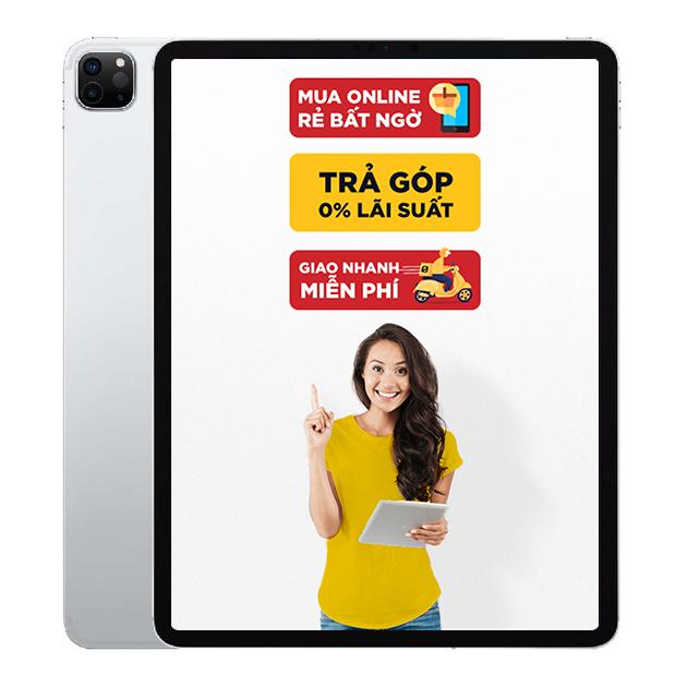 iPad Pro M1 12.9 inch 2021 Wifi 128GB Chính Hãng