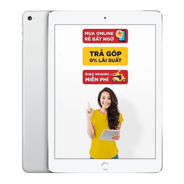 iPad Air 2 Wifi Cellular 32Gb Cũ 98%