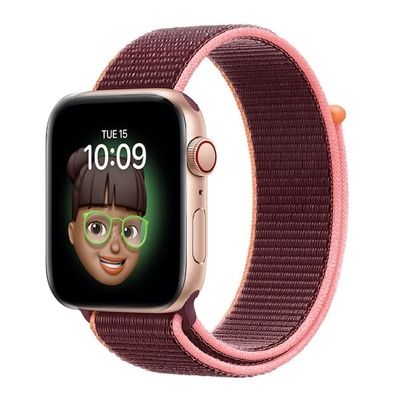 Apple Watch SE 44mm LTE Aluminum Sport Loop