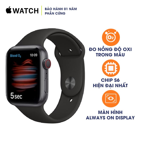 Apple Watch Series 6 40mm LTE Aluminum Case with Sport Band