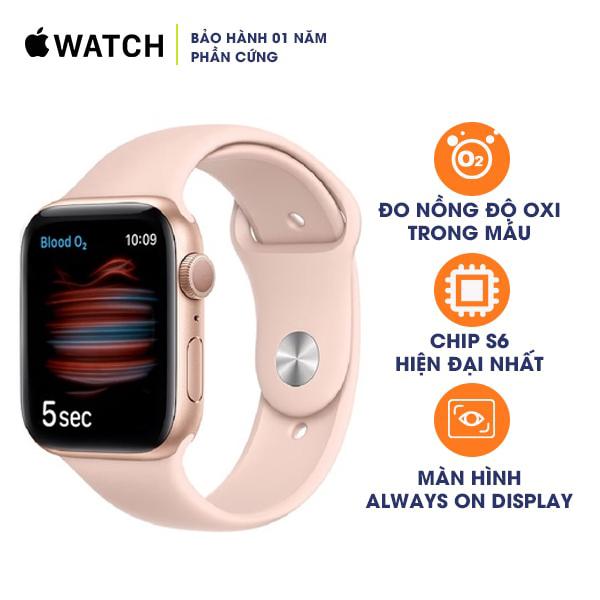 Apple Watch Series 6 40mm GPS Aluminum Case with Sport Band Chính Hãng VN/A