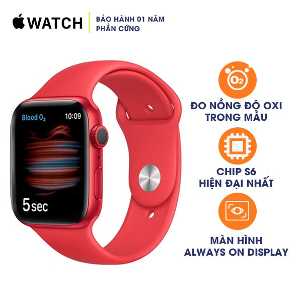 Apple Watch Series 6 44mm GPS Aluminum Case with Sport Band