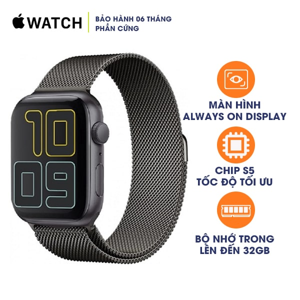 Apple Watch Series 5 40mm GPS Aluminum Cũ 99%