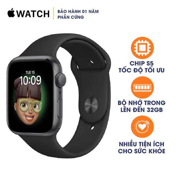 Apple Watch SE 40mm GPS Aluminum Case with Sport Band - Chính Hãng VN/A
