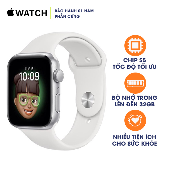 Apple Watch SE 40mm GPS Aluminum Case with Sport Band
