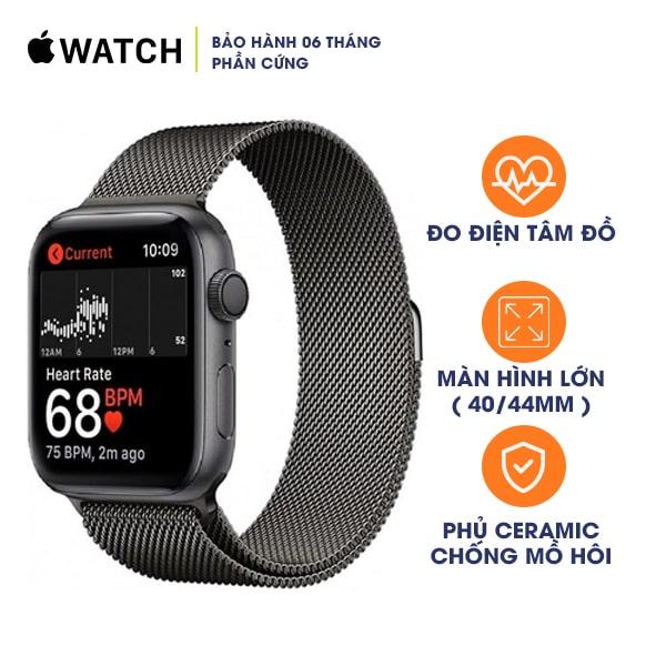 Apple Watch Series 4 40mm GPS Aluminum Cũ