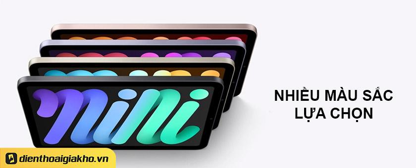 iPad Mini 6 8.3 inch Wifi 256GB 2021 Chính Hãng