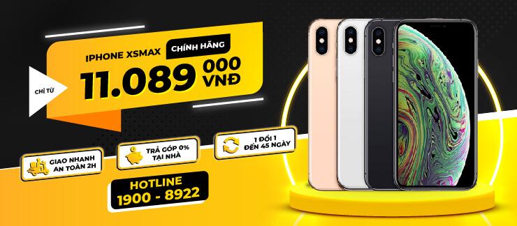 iPhone Xs Max Giá Ưu Đãi